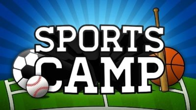 Sports Camp Service Opportunity