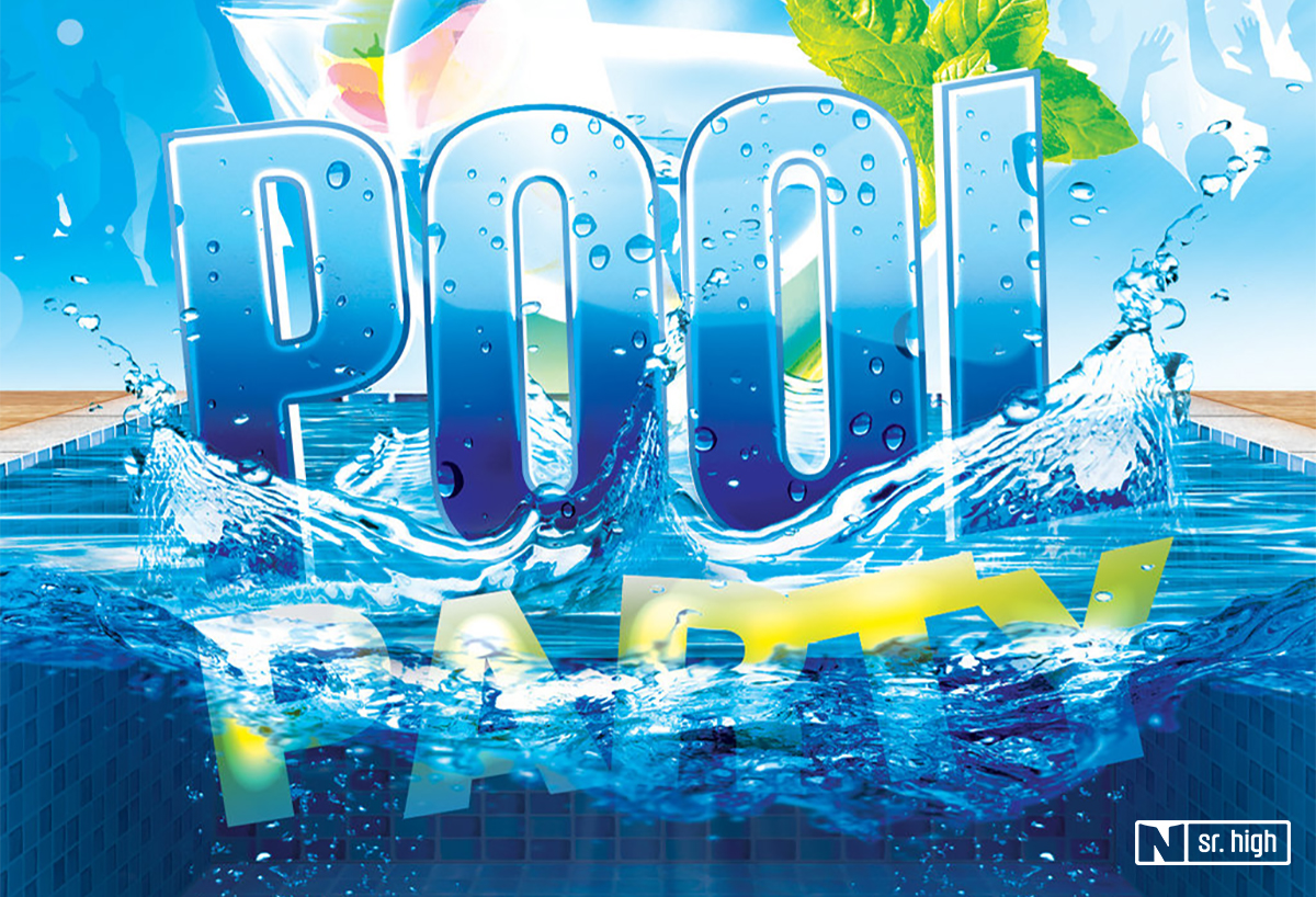 Sr. High Summer Pool Party/BBQ's