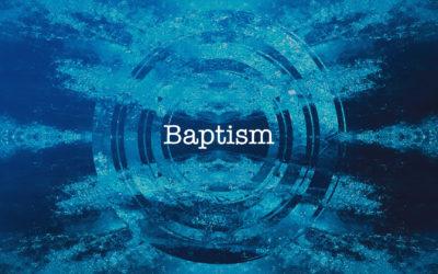 Baptism Weekend – Sunday, June 27