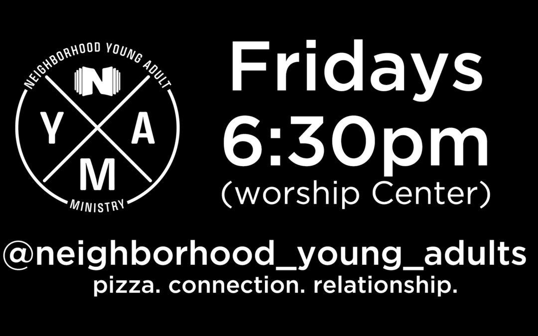 Neighborhood Young Adults