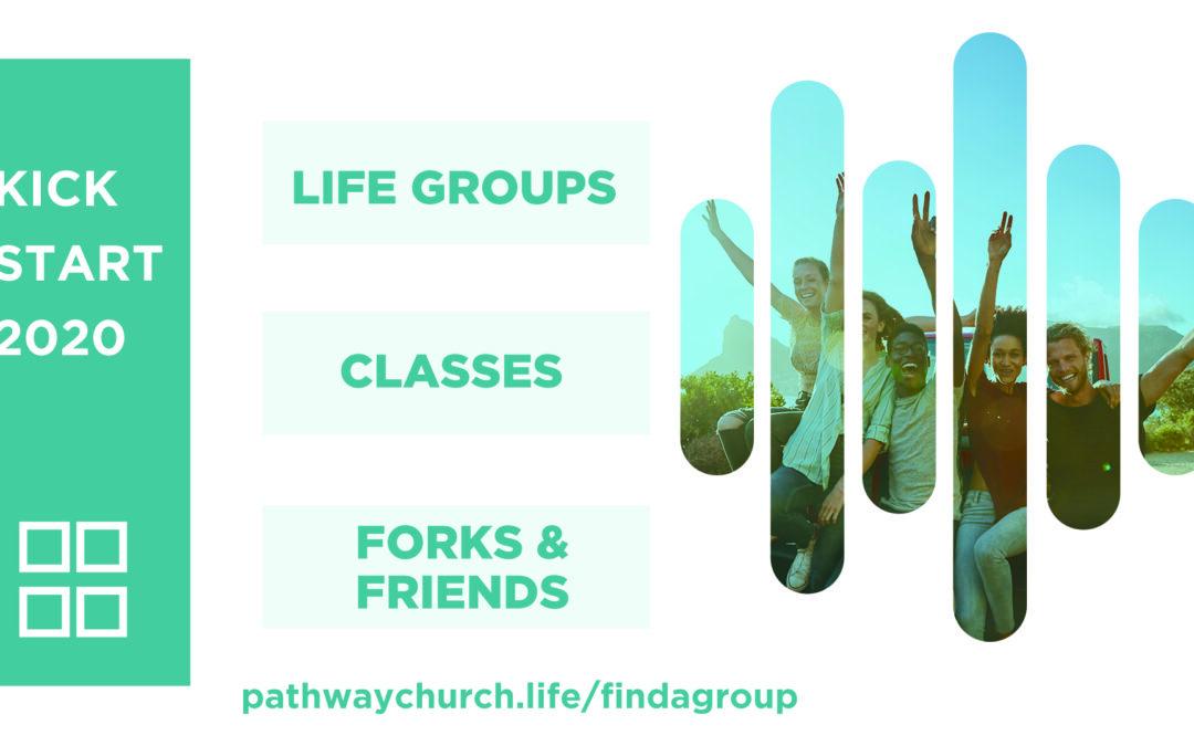 Life Group Kick-Start