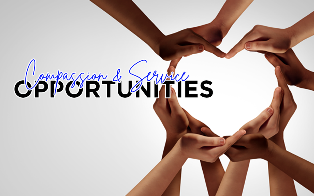 H.I. S. (High Intensity Summer) Compassion & Service Opportunities