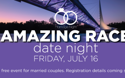 Amazing Race Date Night for Married Couples