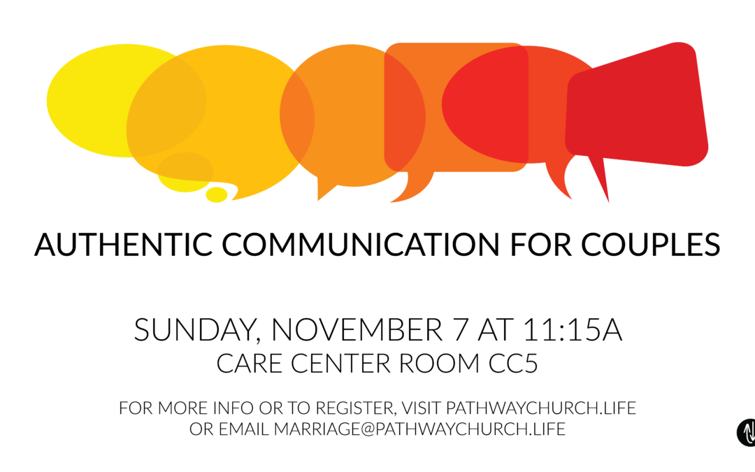 Authentic Communication for Couples