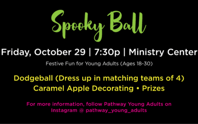 Spooky Ball
